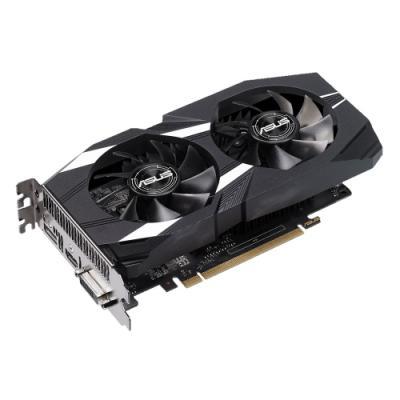 Grafická karta ASUS GeForce GTX 1050 DUAL 2GB