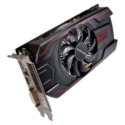 Grafická karta Sapphire Radeon PULSE RX 560 OC 2GB