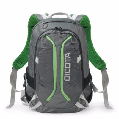 "Batoh DICOTA Backpack ACTIVE 15,6"" šedo-zelený"