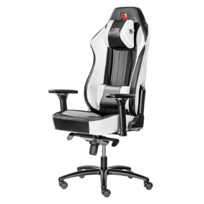 Herní židle SPC Gear SR700 bílá