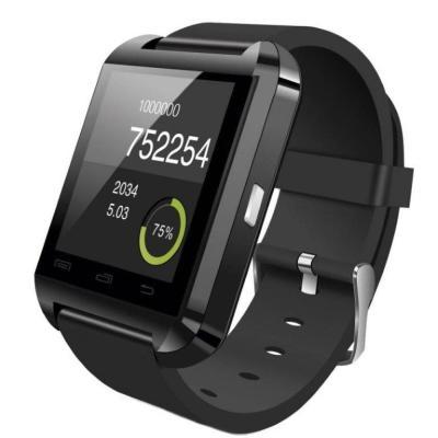 Chytré hodinky IMMAX SW5 černé