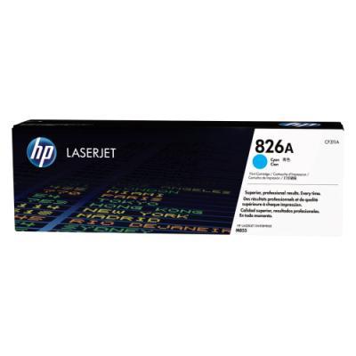 Toner HP 826A (CF311A) modrý