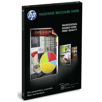 Fotopapír HP PageWide Brochure Paper A3 100 ks