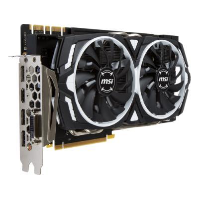 Grafická karta MSI GeForce GTX 1070 Ti ARMOR 8G
