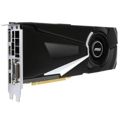 Grafická karta MSI GeForce GTX 1070 Ti AERO 8G