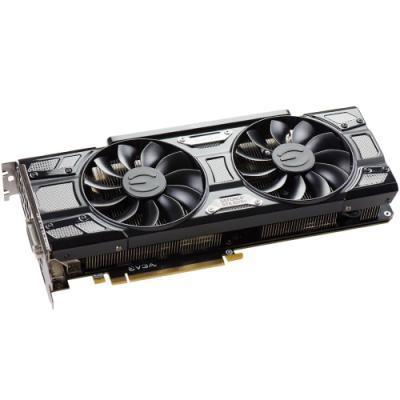Grafická karta EVGA GeForce GTX 1070 TI SC Gaming