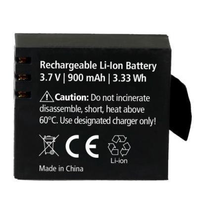 Baterie Rollei pro videokamery ActionCam 900mAh