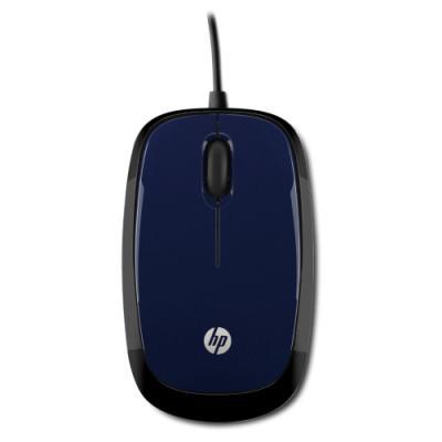 Myš HP X1200 modro - černá
