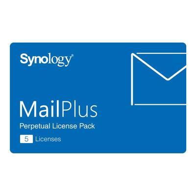 Licence Synology MailPlus 5 účtů