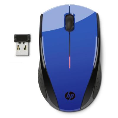 Myš HP X3000 modro - černá