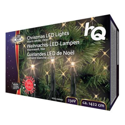 Vánoční osvětlení HQ 160x LED 14,2 m