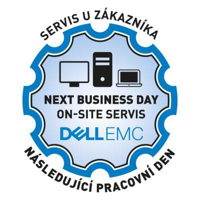 Rozšíření záruky Dell o 2 roky NBD on-site
