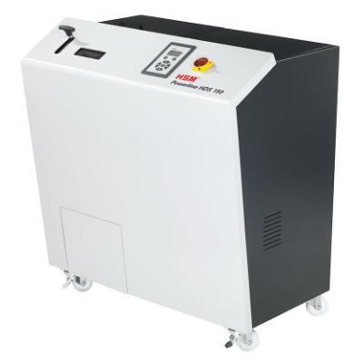 Skartovačka harddisků HSM Powerline HDS 150