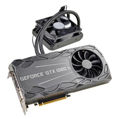 Grafická karta EVGA GeForce GTX 1080Ti FTW3 HYBRID