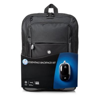 "Batoh HP Essentials 16"" + myš"