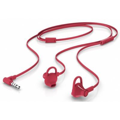 Headset HP 150 světle červený