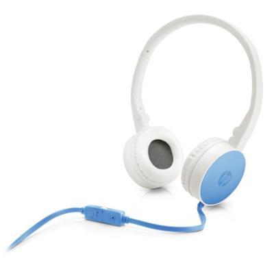 Headset HP H2800 modro - bílý