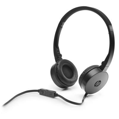 Headset HP H2800 černý