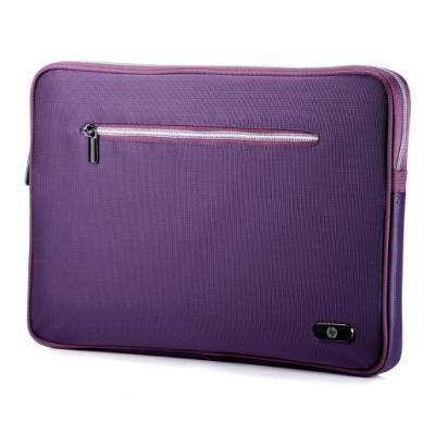 "Pouzdro HP Standard 15,6"" fialové"