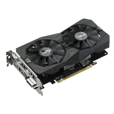 Grafická karta ASUS Radeon RX 560 STRIX EVO 4GB