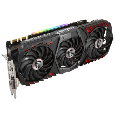 Grafická karta MSI GeForce GTX 1080 Ti GAMING X