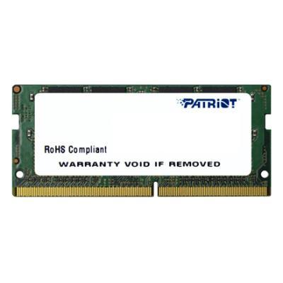 Operační paměť Patriot Signature 4GB DDR4 2133MHz