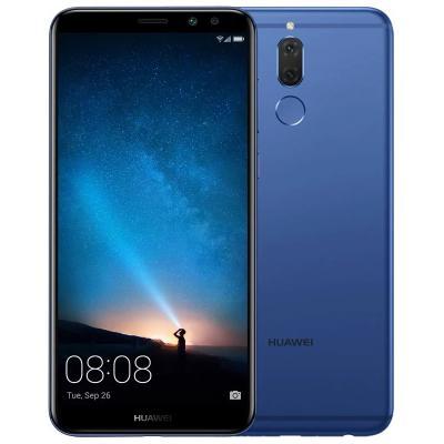Mobilní telefon Huawei Mate 10 lite modrý