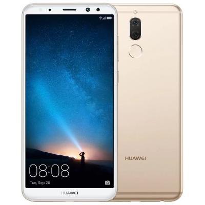 Mobilní telefon Huawei Mate 10 lite zlatý