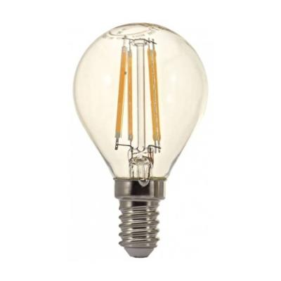 LED žárovka TESLA CRYSTAL RETRO mini BULB E14 4W