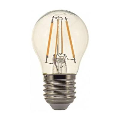 LED žárovka TESLA CRYSTAL RETRO mini BULB E27 4W