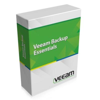 Software Veeam Backup Essentials Enterprise