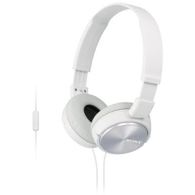 Headset Sony MDRZX310AP bílý