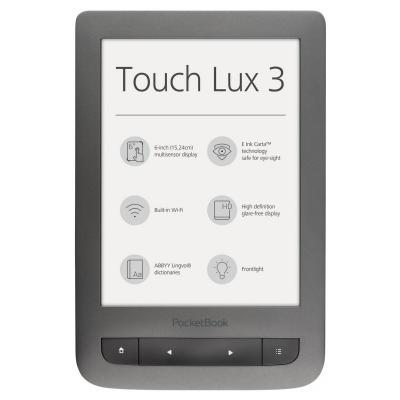 Čtečka elektronických knih PocketBook 626 Lux 3