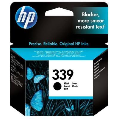 Inkoustová náplň HP 339 (C8767EE) černá