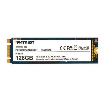 SSD disk Patriot SCORCH 128GB