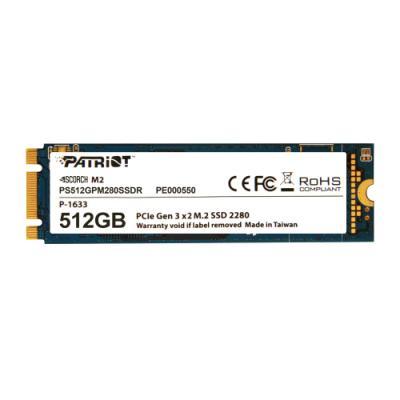 SSD disk Patriot SCORCH 512GB