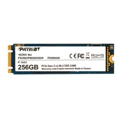 SSD disk Patriot SCORCH 256GB