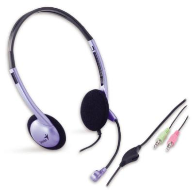 Headset Genius HS-02B