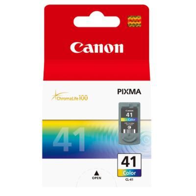 Inkoustová náplň Canon CL-41 CMY
