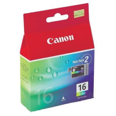 Inkoustová náplň Canon BCI-16C barevná 2 ks