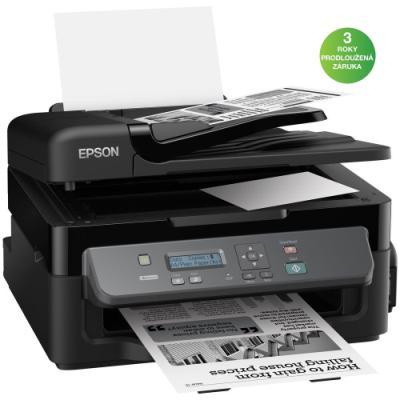 Multifunkční tiskárna Epson WorkForce M200