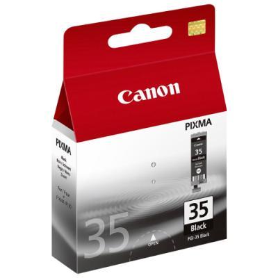 Inkoustová náplň Canon PGI-35Bk černá