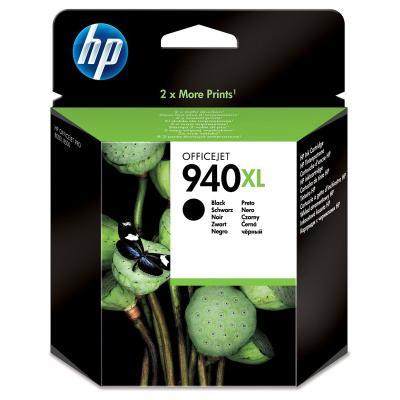 Inkoustová náplň HP 940XL (C4906AE) černá
