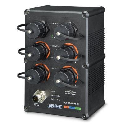 Switch PLANET IGS-604HPT