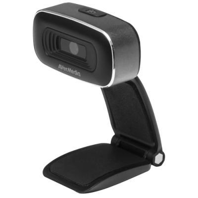 Webkamera AVerMedia PW310 černo-šedá