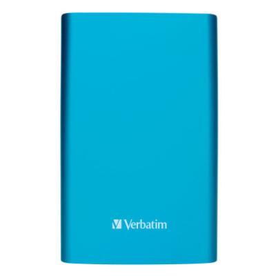 Pevný disk Verbatim Store 'n' Go 1TB modrý