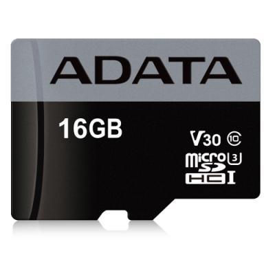 Paměťová karta ADATA Premier Pro Micro SDHC 16GB