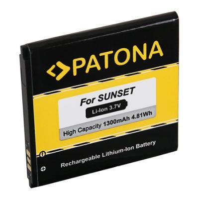 Baterie PATONA pro Wiko Sunset 1300mAh