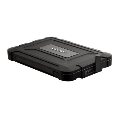 Box na disk ADATA ED600 černý