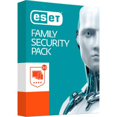 Antivir ESET Family Security Pack